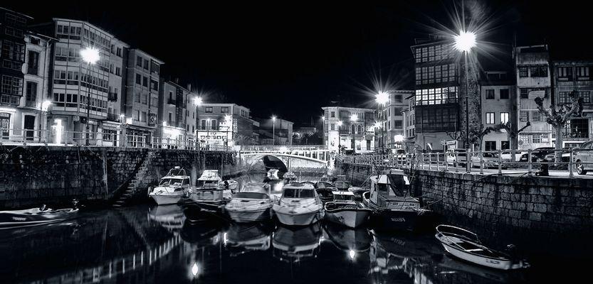 Llanes Hafen