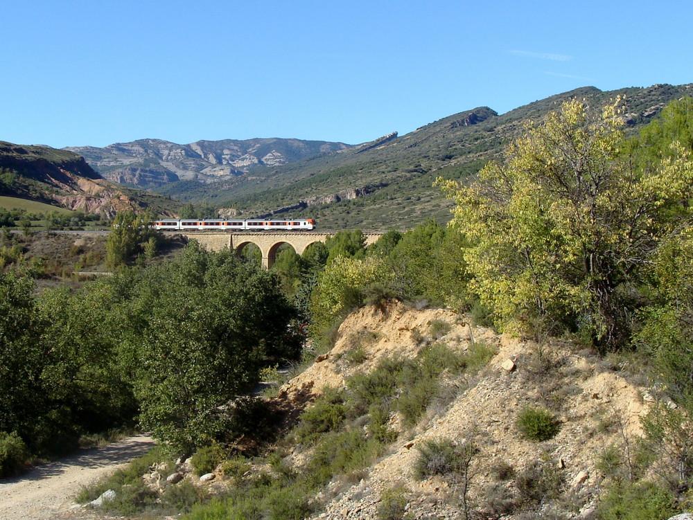 Lleida - Tremp - La Pobla de Segur..03