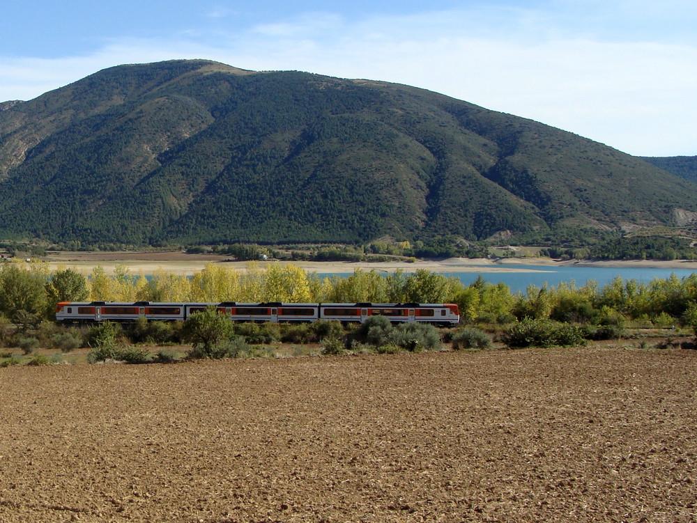 Lleida - Tremp - La Pobla de Segur..06