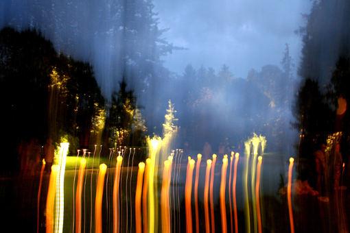 Llemadeo , Himmlisches Licht