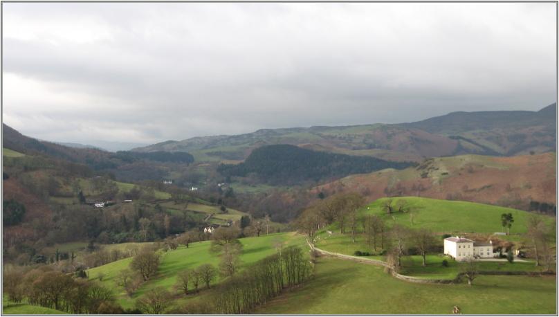 Llnagollen (Wales) 2.