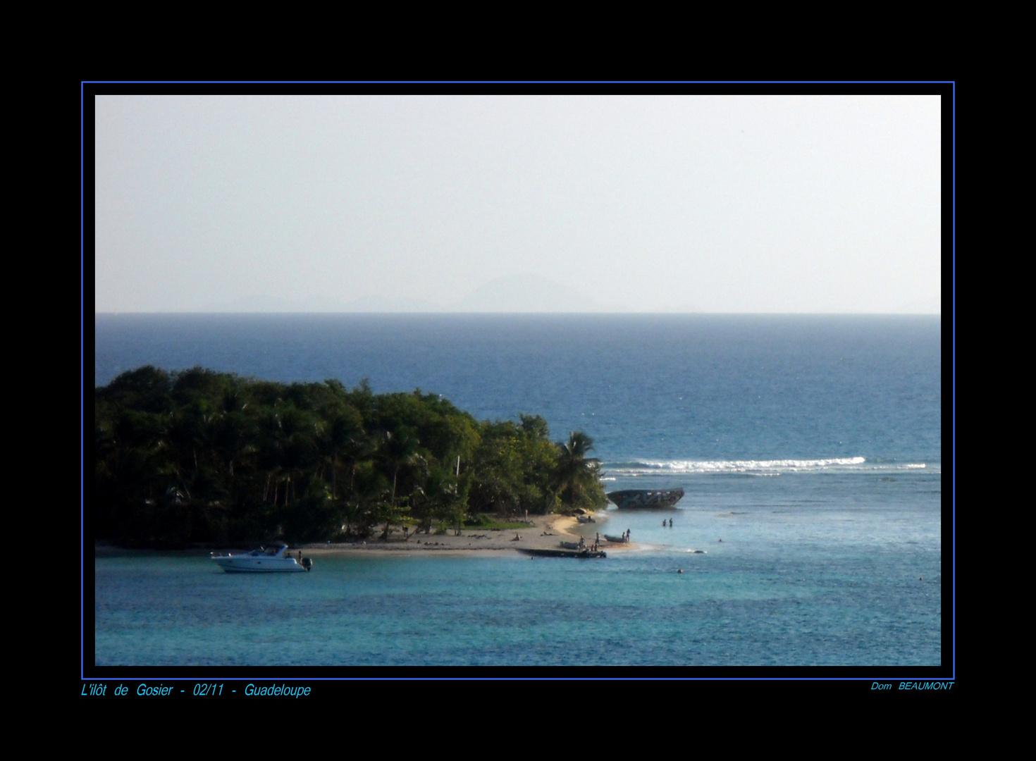 L'îlot de Gosier