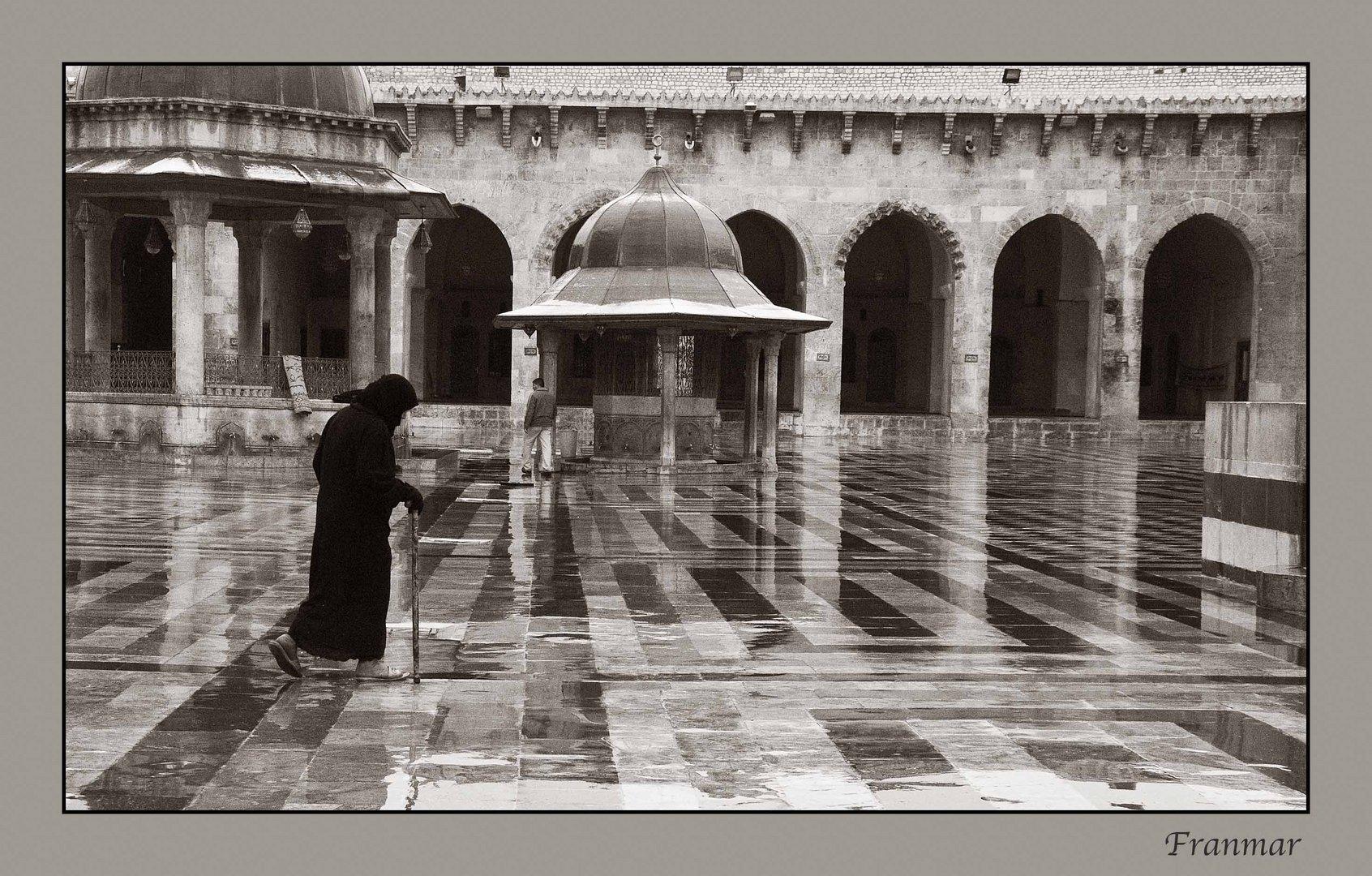 Llueve sobre Alepo