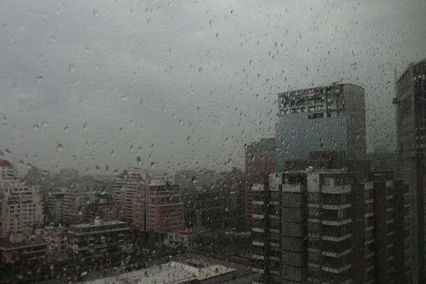lluvia de 7 octubre 2012
