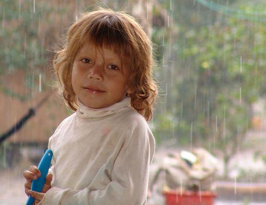 Lluvia en la Selva - Rain in Peru