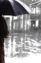 lluvia en pontevedra
