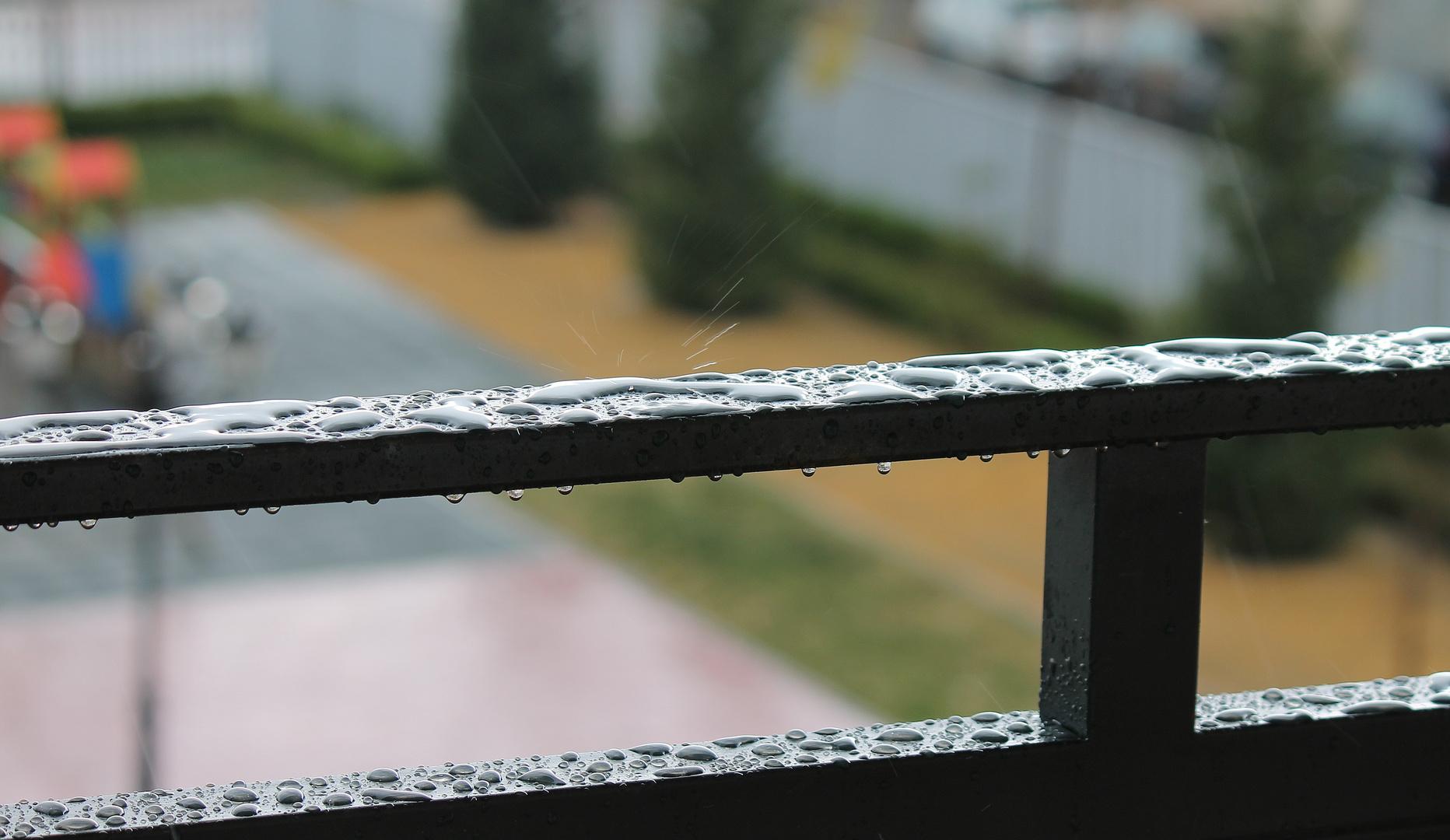 lluvia primaveral