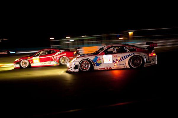 LMS - 1000km of Hungaroring - Porsche vs. Ferrari