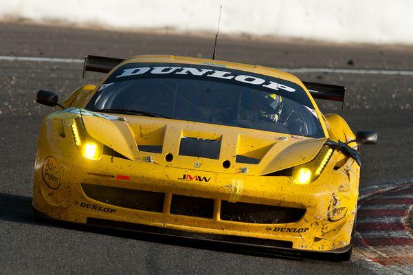LMS 2011 - 1000km of Spa / JMW Motorsport - Ferrari 458 Italia