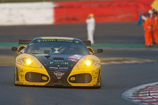 LMS 2011 - 1000km of Spa / Kessel Racing - Ferrari 430