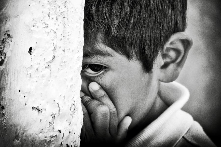 """Lo sguardo"" di Aldo Feroce"