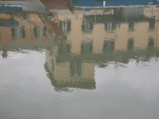 Lo specchio d'acqua