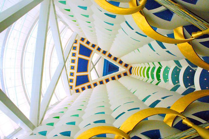 Lobby Burj Al Arab