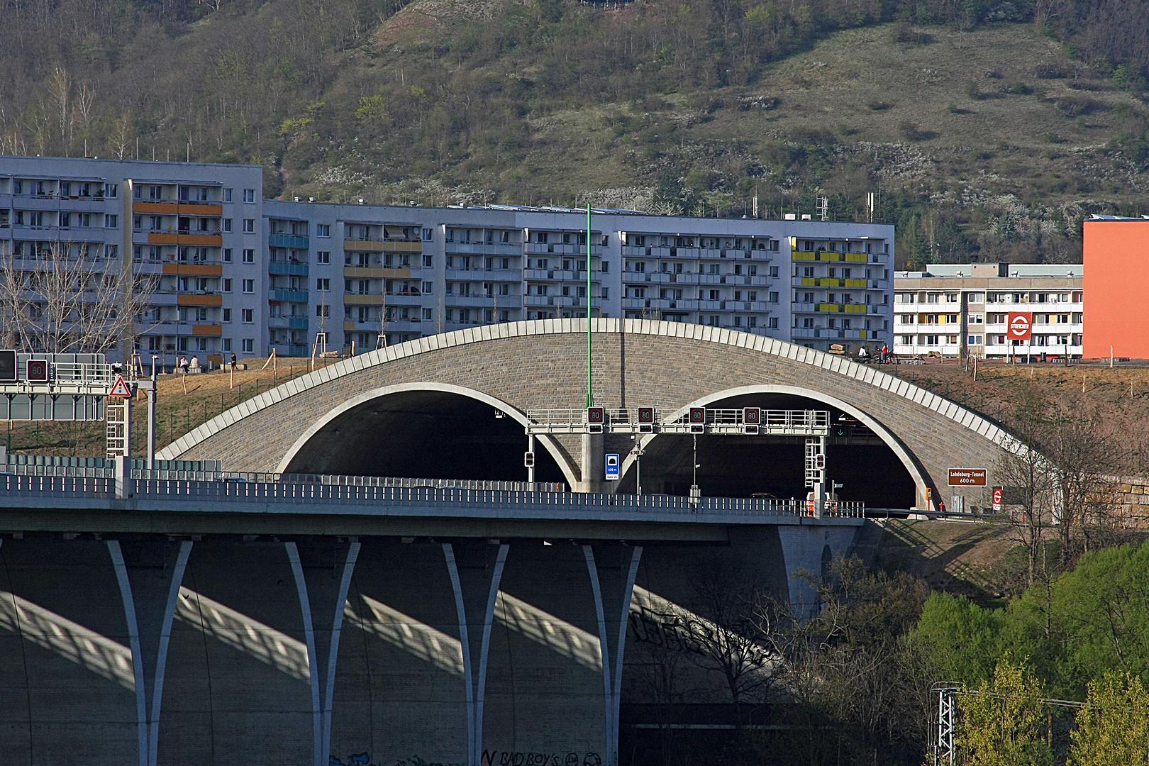 Lobdeburg-Tunnel