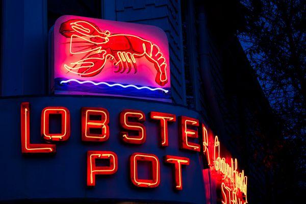Lobster Pott