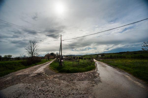 Località La Sgrilla - Toscana Maremma
