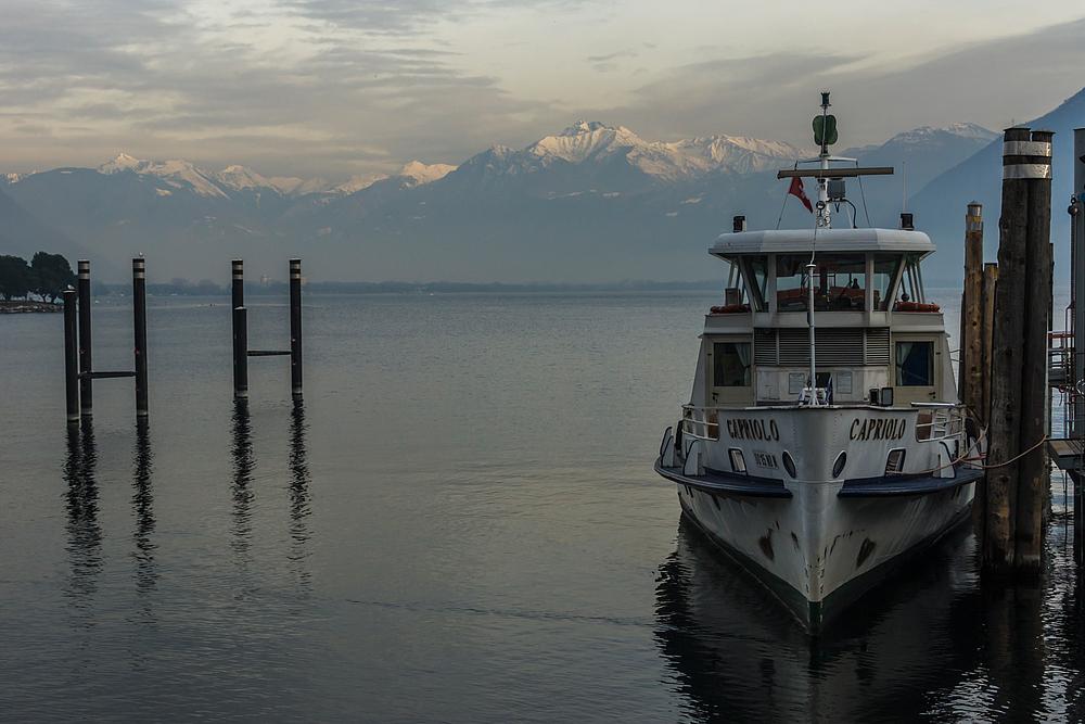 Locarno - am Lago Maggiore