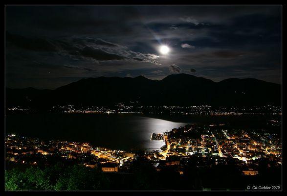 Locarno by night