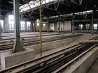 Location für Fotoshootings – Eisenbahngelände -7