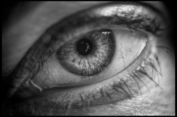 l'occhio del fotografo in BN