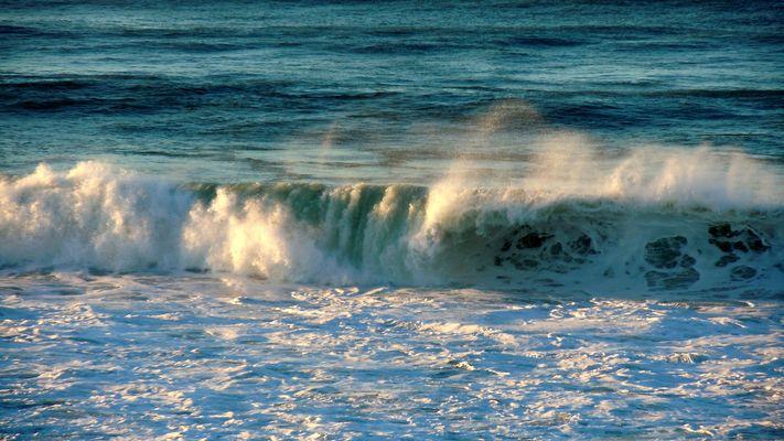 L'océan à ST JEAN DE LUZ