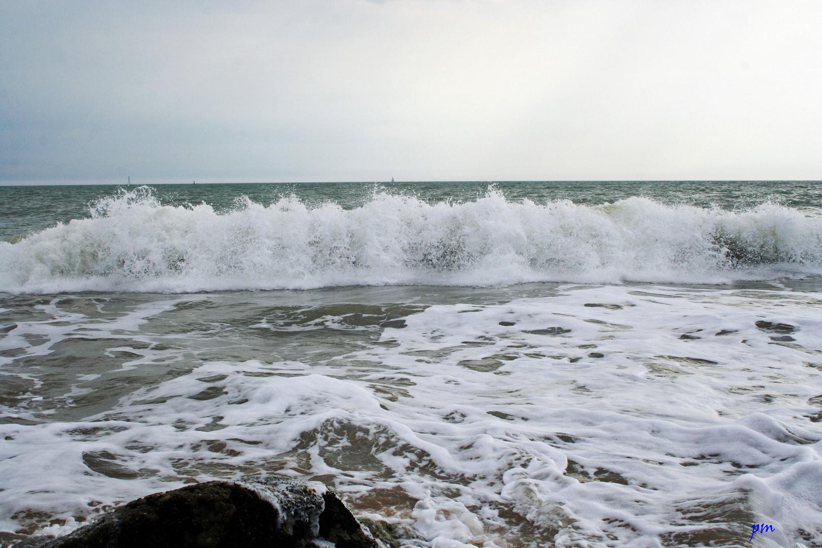 l'ocean est beau !