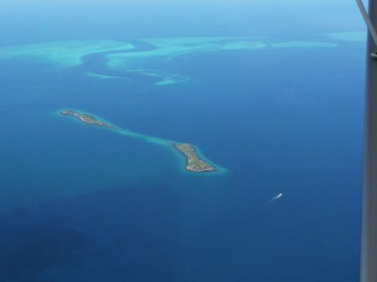 L'océan Indien vu du Ciel