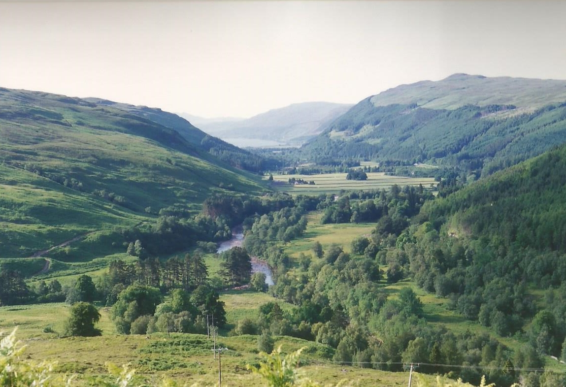 Loch Broom Schottland