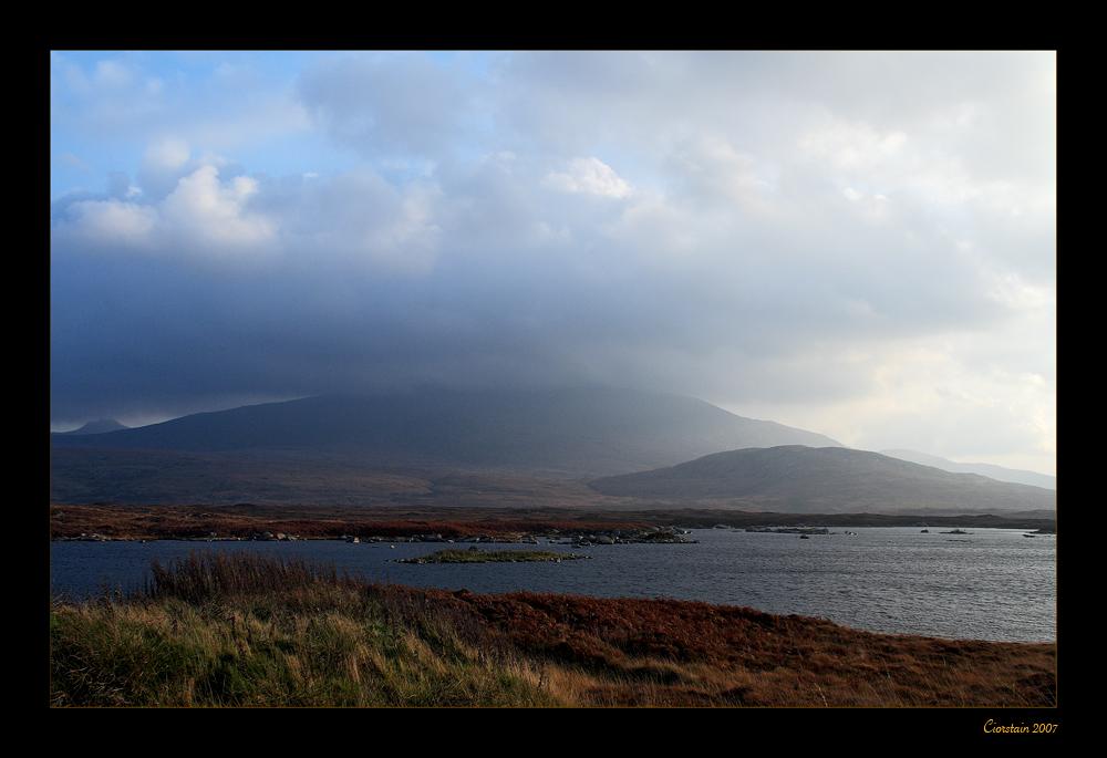 Loch Druidibeg - South Uist