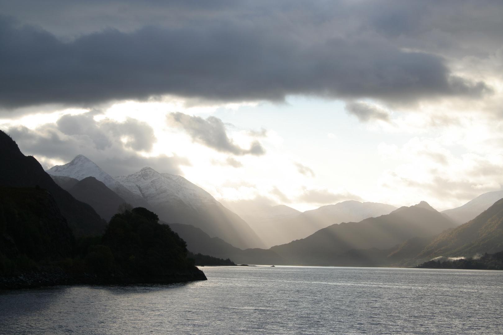 Loch Duich/Schottland