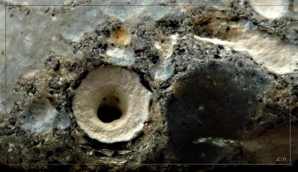 Loch im Stein