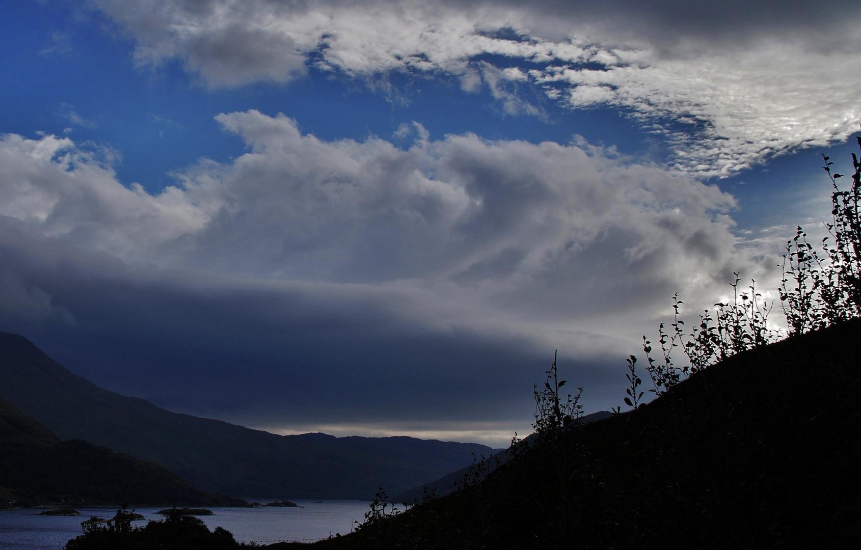 Loch Lomond_Abendstimmung