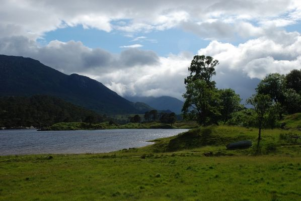 Loch monar (Ecosse)