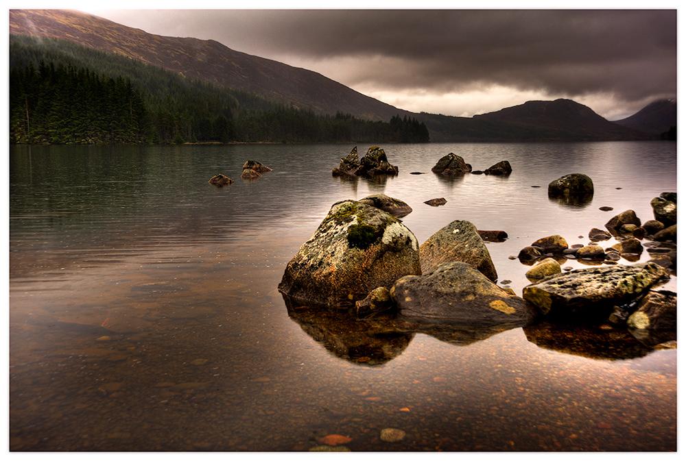Loch Ossian -2-