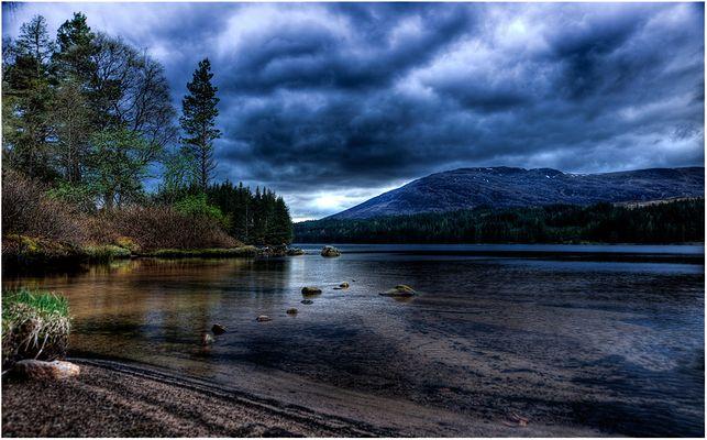 Loch Ossian -3-