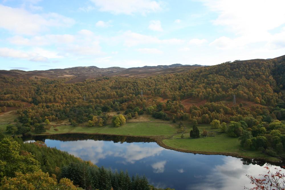 Loch Rannach - Schottland