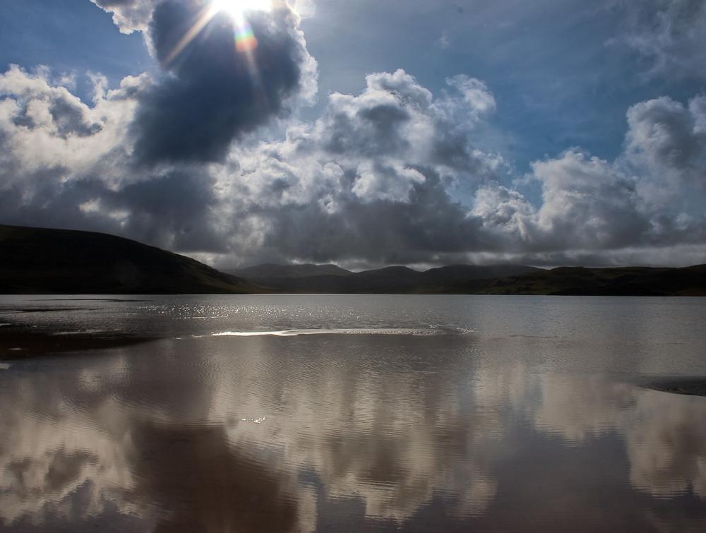 Loch Sandwood, Sandwood Bay