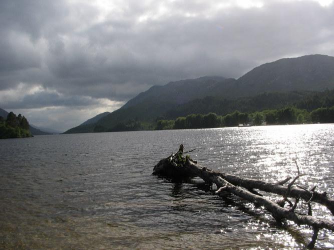 Loch Shiel, mal (nicht so) anders
