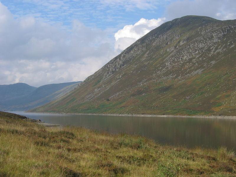 Loch Turret, Scotland