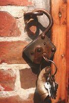 Locked up!