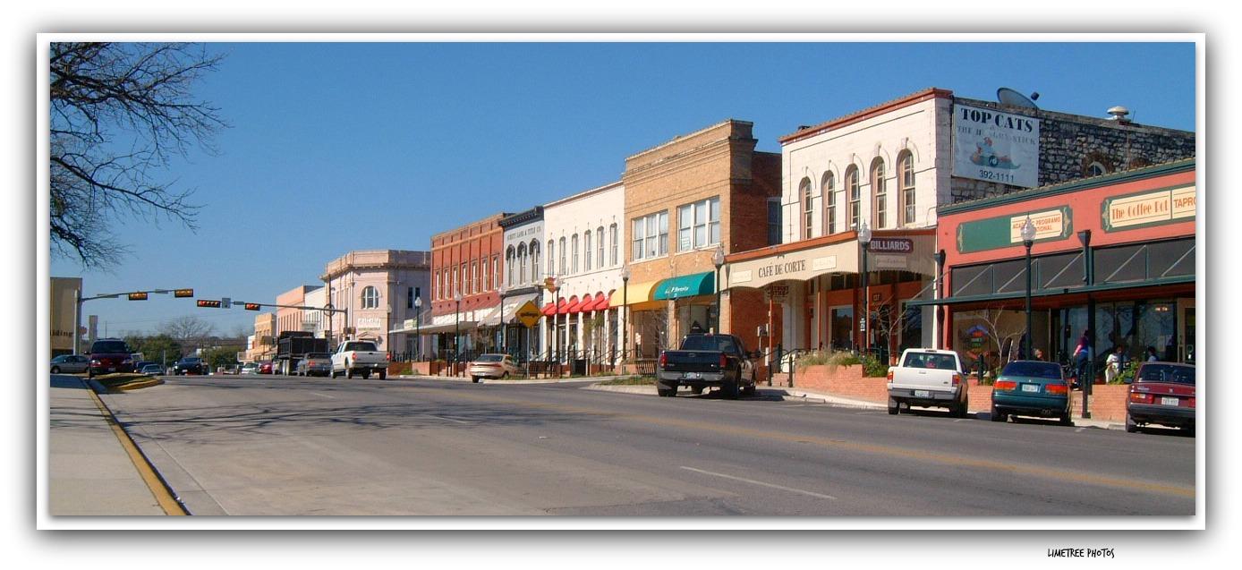 Lockhart Main Street