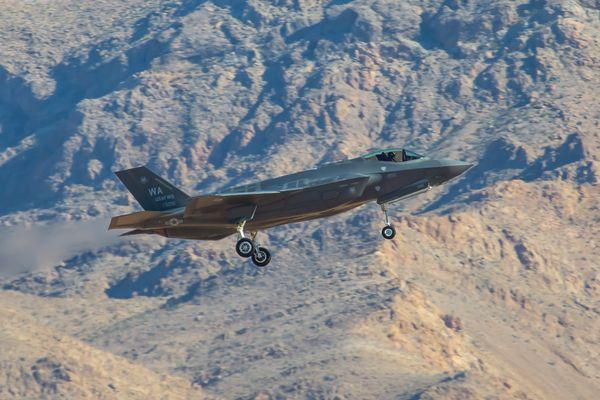 Lockheed F-35A Lightning II