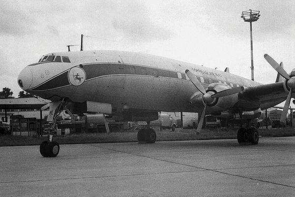 """Lockheed L1049G """"F-BHML"""""""