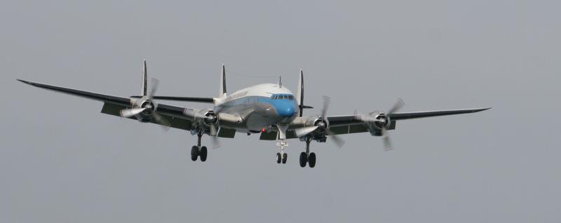 """Lockheed Super-Constellation """"Connie"""""""
