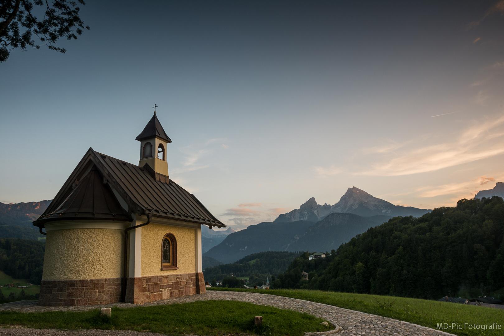 Locksteinkapelle