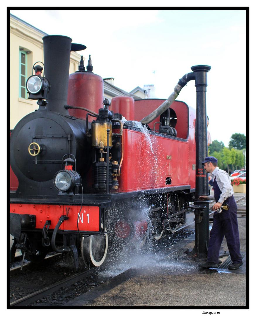 Locomotive de saint Valéry sur somme 3
