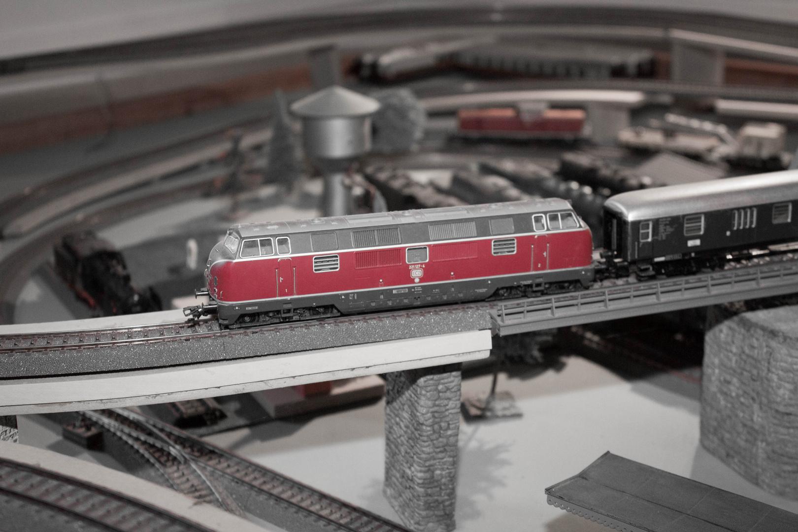 Locomotora diesel II
