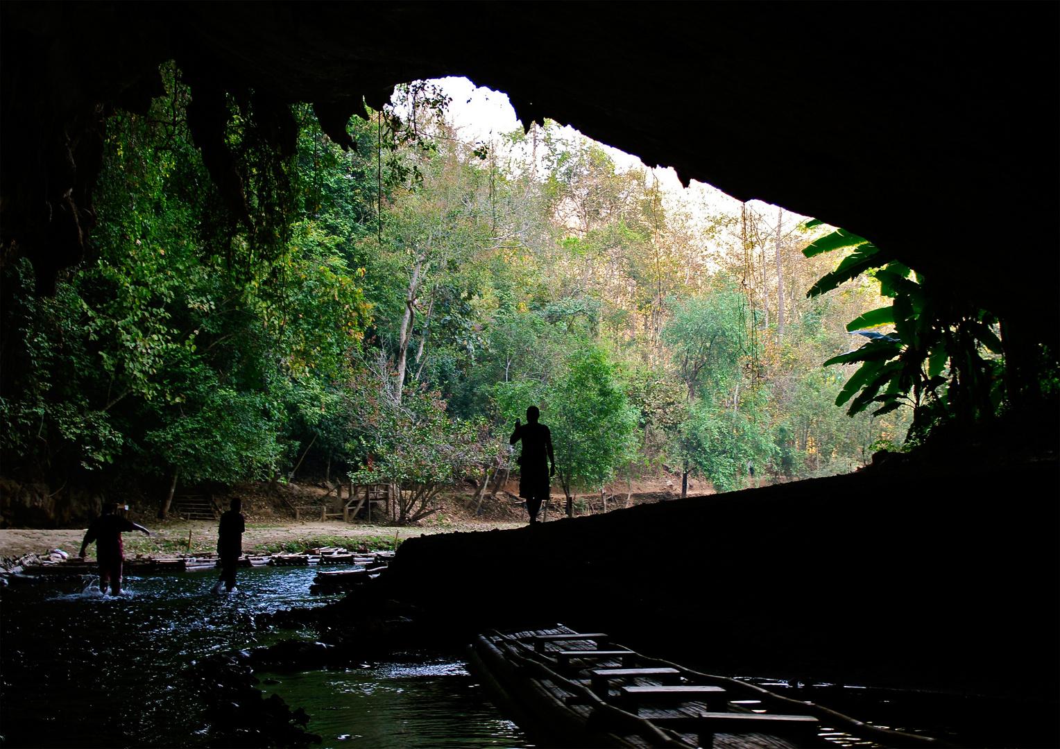 Lod Cave.