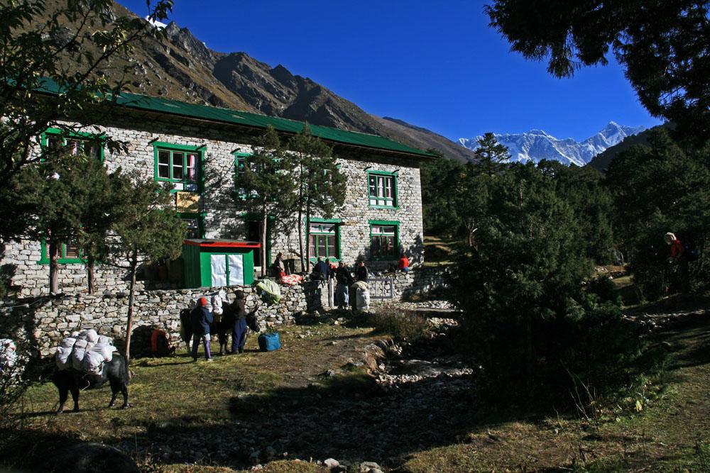 Lodge bei Depoche