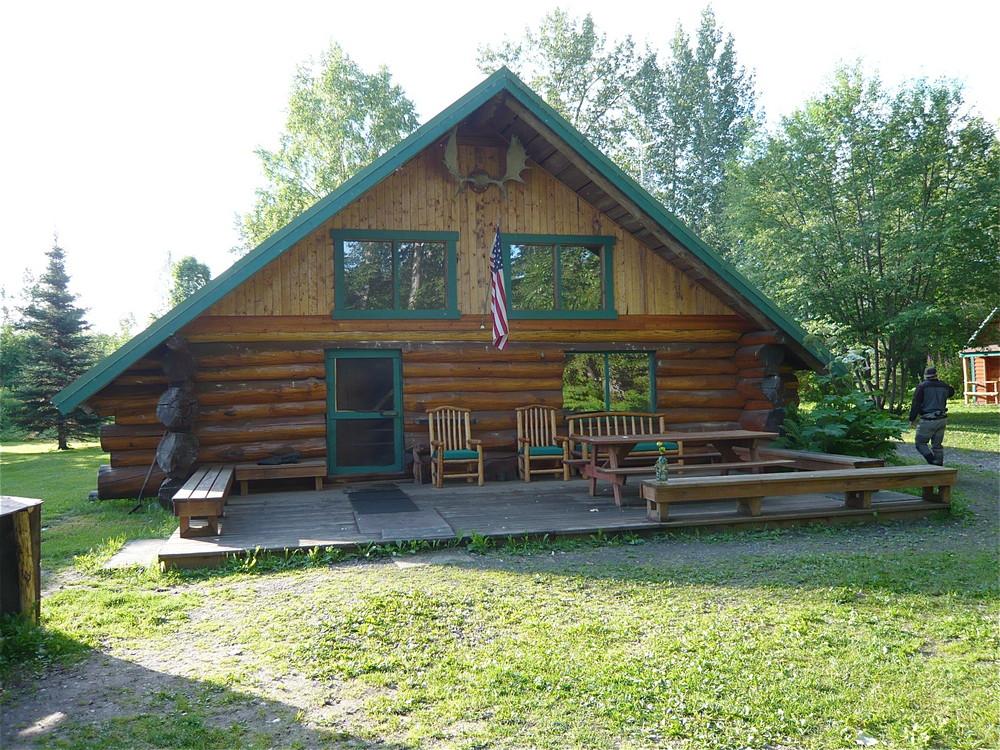 Lodge Cottonwood am Lake Creek (AK)